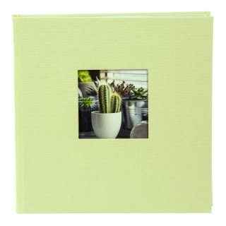 BELLA VISTA LIME GREEN BB200 10x15