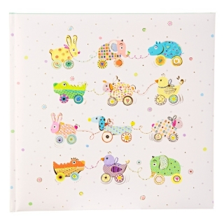 ANIMALS ON WHEELS P60 st. 25x25 TURNOWSKY